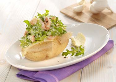 Pikante Ofenkartoffeln