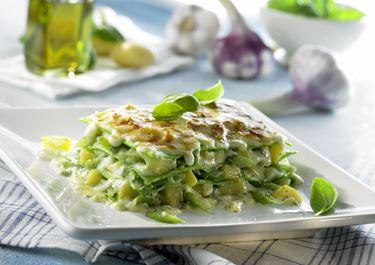 Lasagne alla Finello mit Finello® Pastakäse