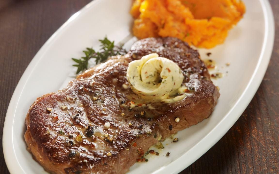 Pikante Steaks mit Kærgården®