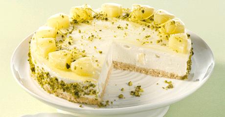 Arla Buko® Ananas-Torte