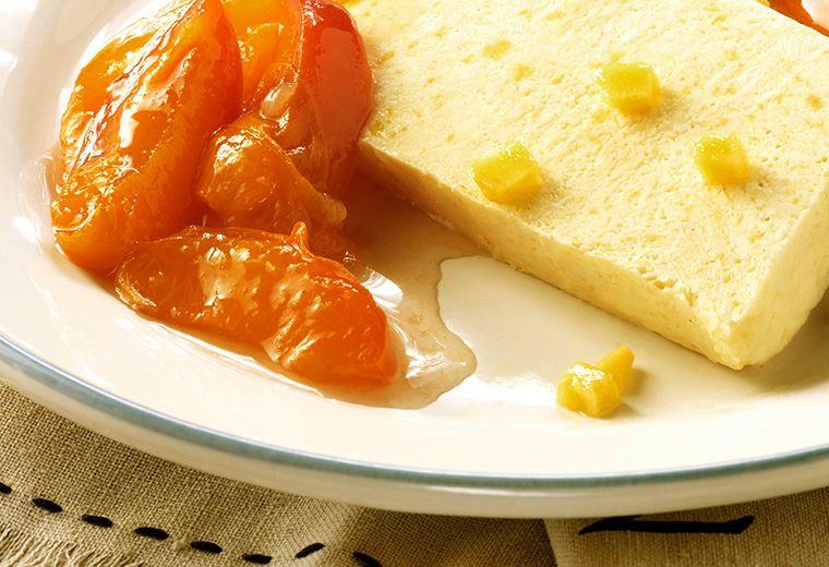 Aprikosen-Mango Parfait