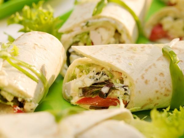 Castello® Blue Salat-Wraps