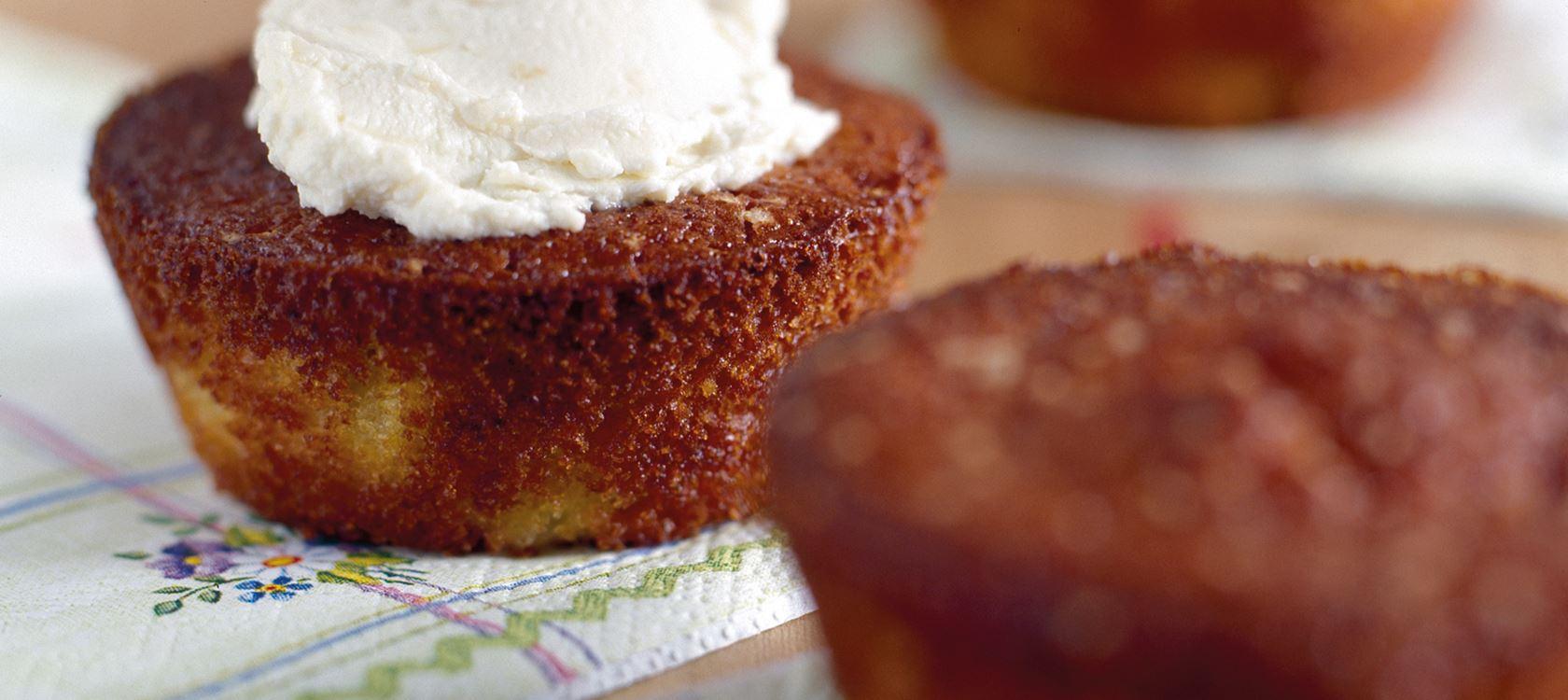 Ananas-Ingwer-Muffins mit Castello® Ananas