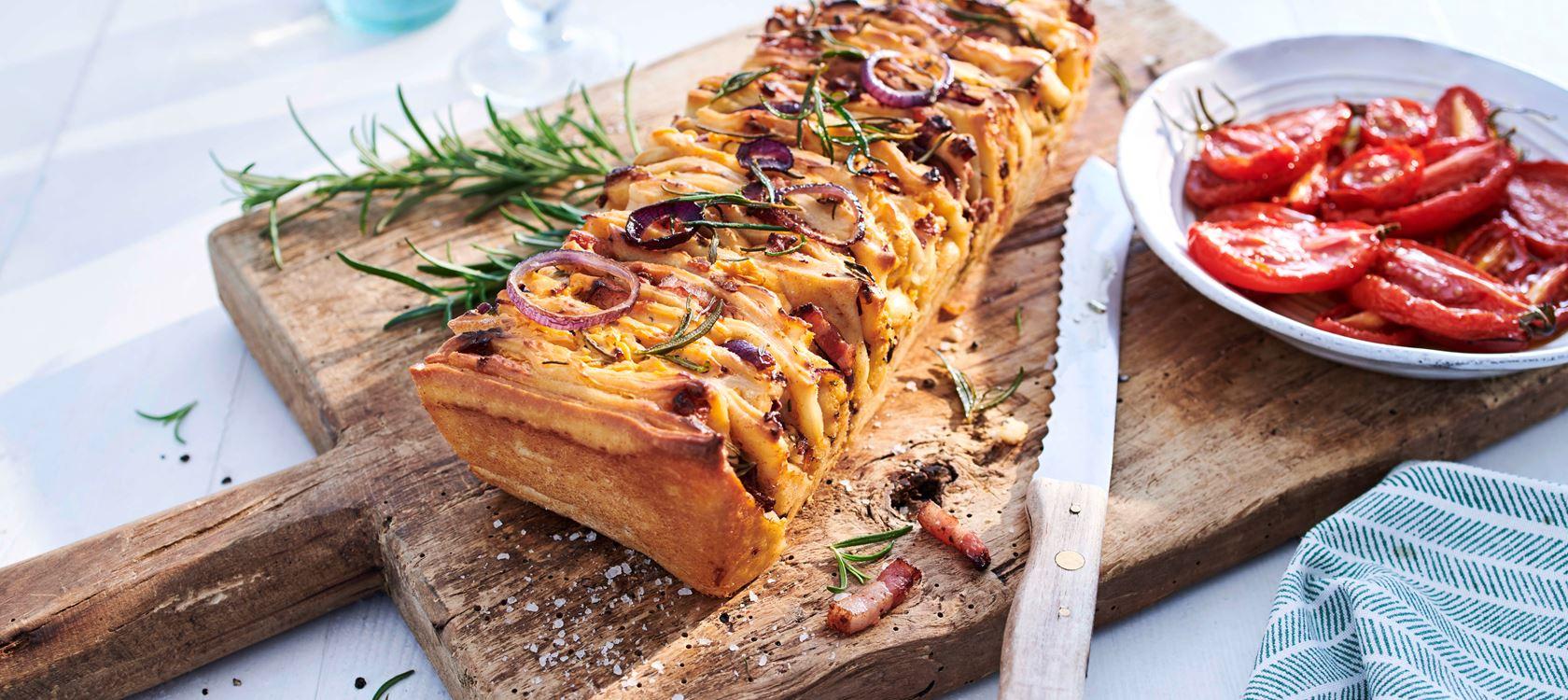 Arla Buko Pull Apard Bread