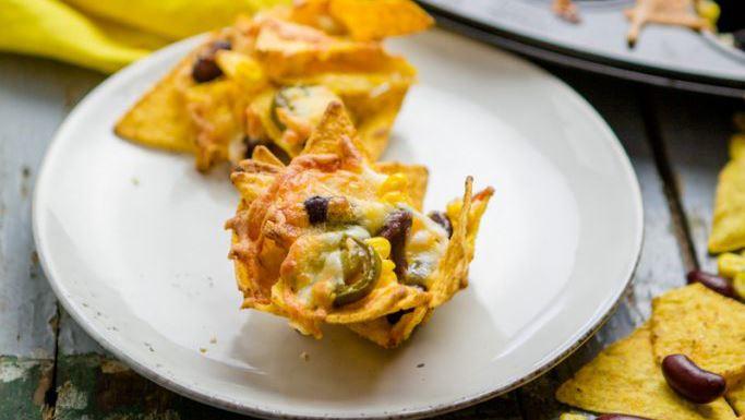 Nacho-Muffins mit Finello® Ofenkäse