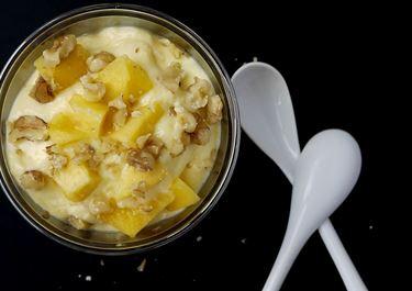 Frozen Mango-Honig-Skyr