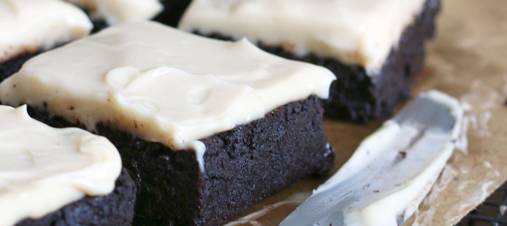 Stout Beer Brownies - Rezept | Arla Foods