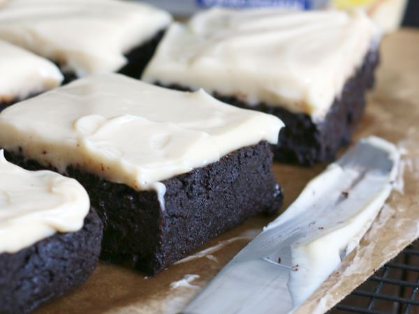 Stout Beer Brownies