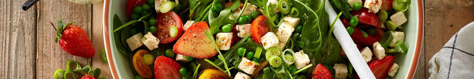 Hurtig + Salater + Spinat