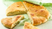 Hurtigt madbrød med persille