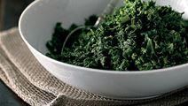 Flødestuvet grønkål
