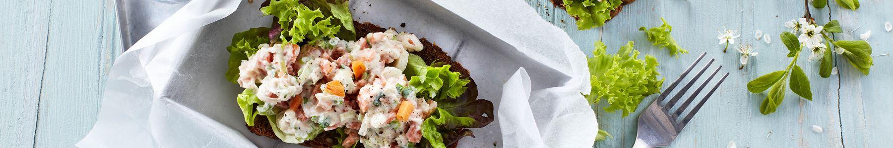 Hurtig + Gulerod + Salater + Familiens favoritter