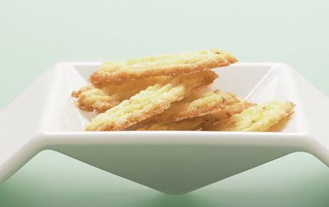 Krydrede småkager