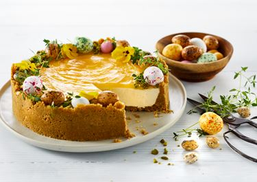 Påskecheesecake