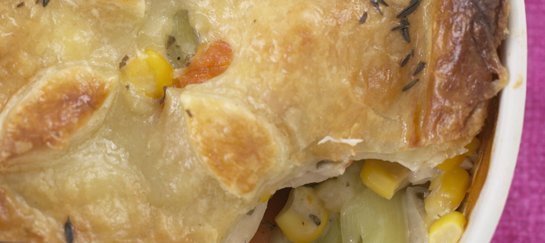 American Chicken Pie