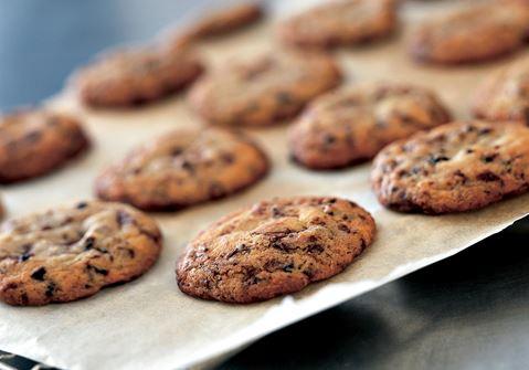 Cookies med blåbær