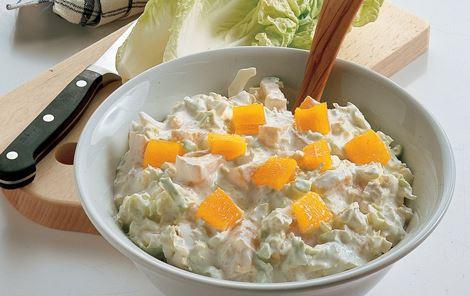 Kinakålsalat