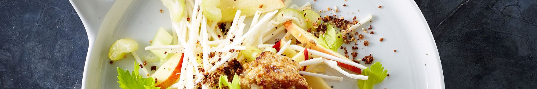 Salater + Havregryn + Efterår
