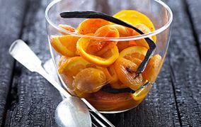 Syltede abrikoser
