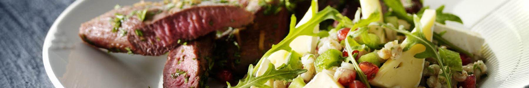 Salater + Lam
