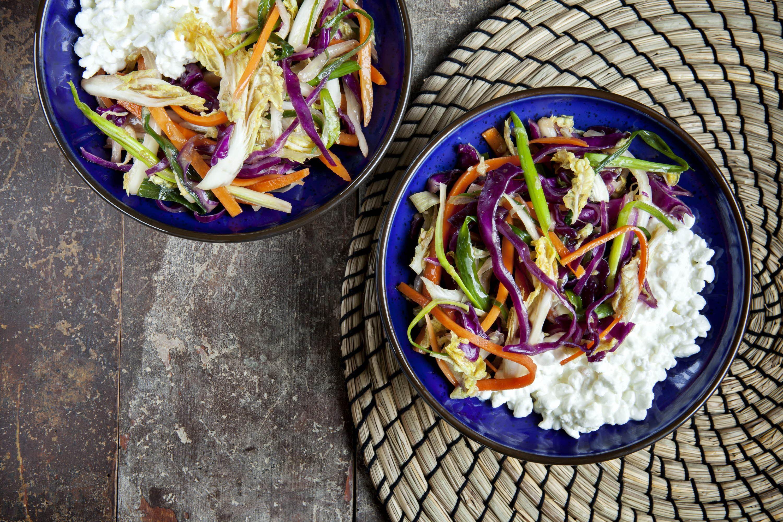 Kimchi - på den hurtige måde