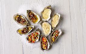 Tre tips til østers
