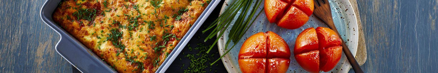 Tomat + Mozzarella