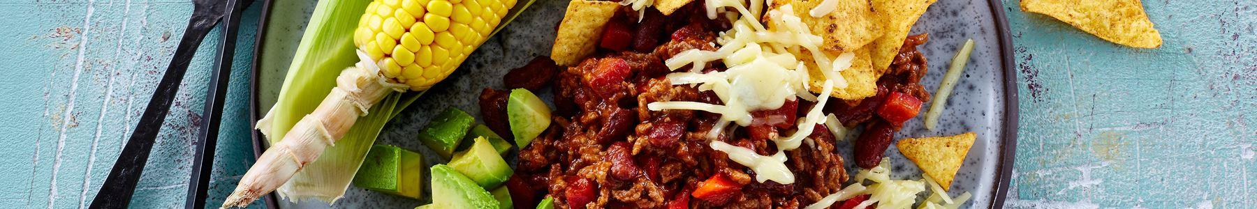 Opskrifter sydamerikansk mad