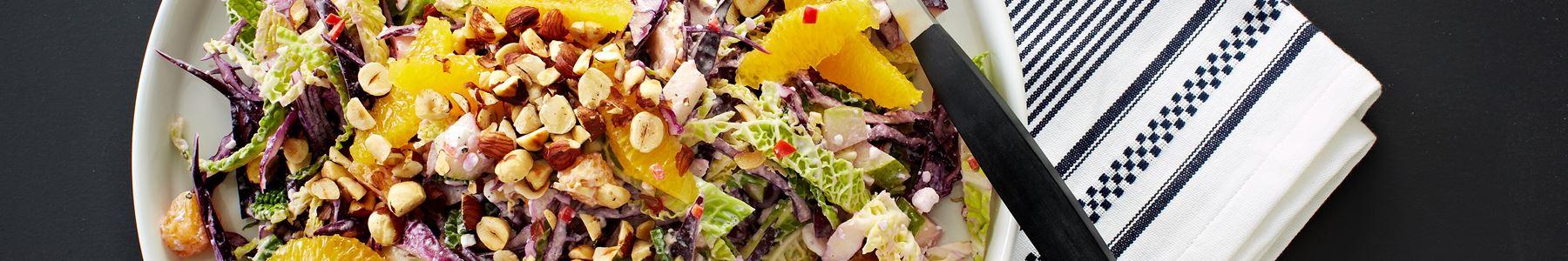 Salater + Chili + Piskefløde
