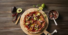 Mexicansk pizza