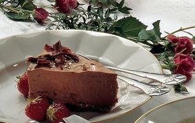 Chokolade-islagkage
