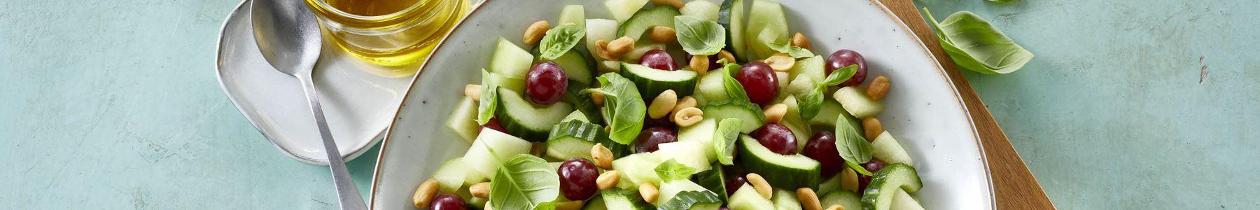 Hurtig + Vindrue + Salater + Efterår