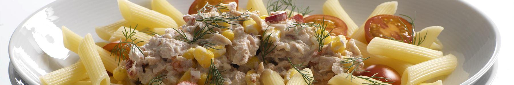 Salater + Hvidløg + Pasta