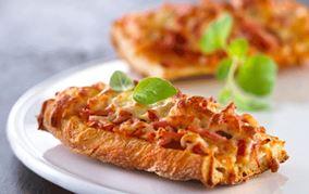Små pizzabrød