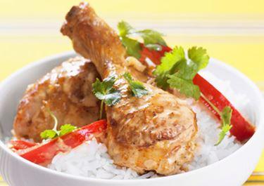 Kylling ala Thai