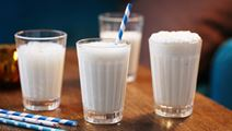 Bananshake med kærnemælk