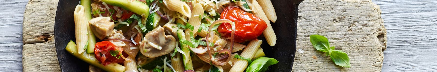 Tomat + Vegetarisk madplan + Ost