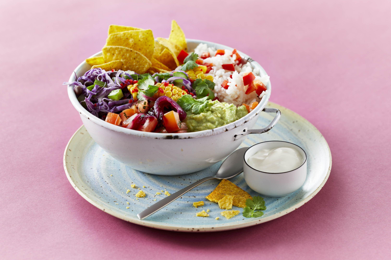 Mexi bowl vegi