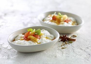 Risalaskok - fedtfattig risalamande