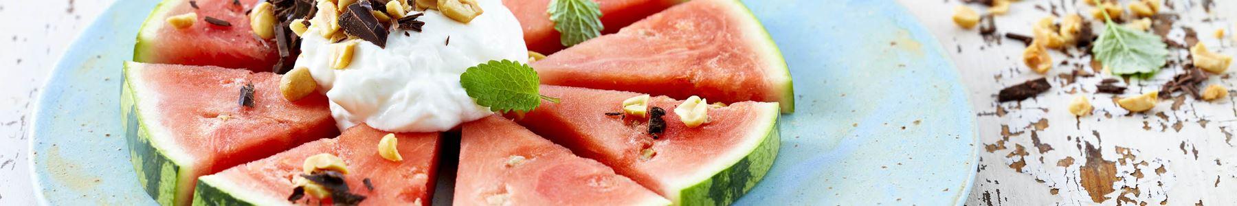 Hurtig + Desserter + Morgenmad + Sommer