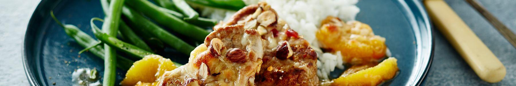 Svinemørbrad + Mozzarella