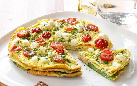 Omeletter i lag