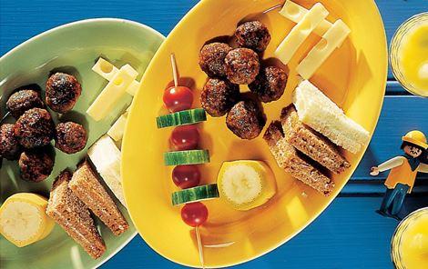 Sørøver-frokost