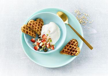 Morgenmad til de små