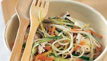 Ragout med kylling og grøntsager