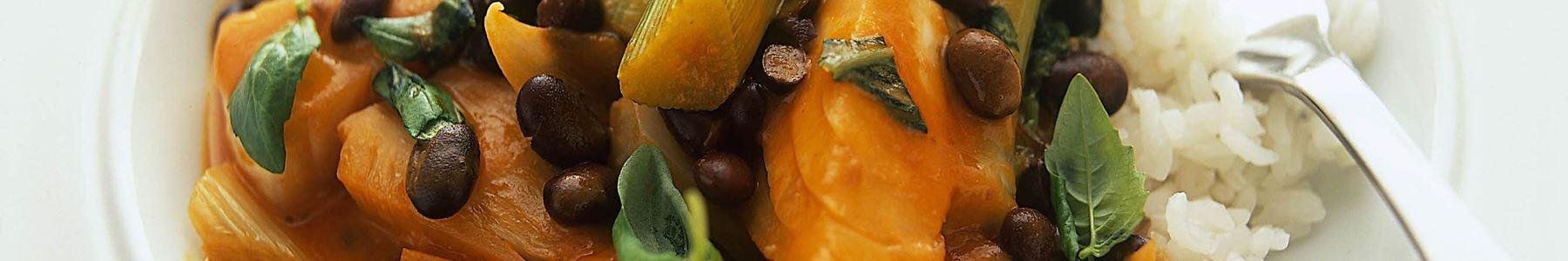 Fennikel + Vegetar + Efterår