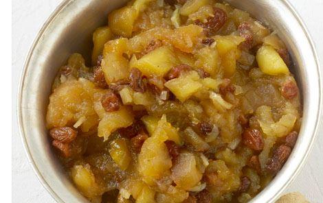 Mild æblechutney