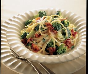 Broccolisauce til pasta