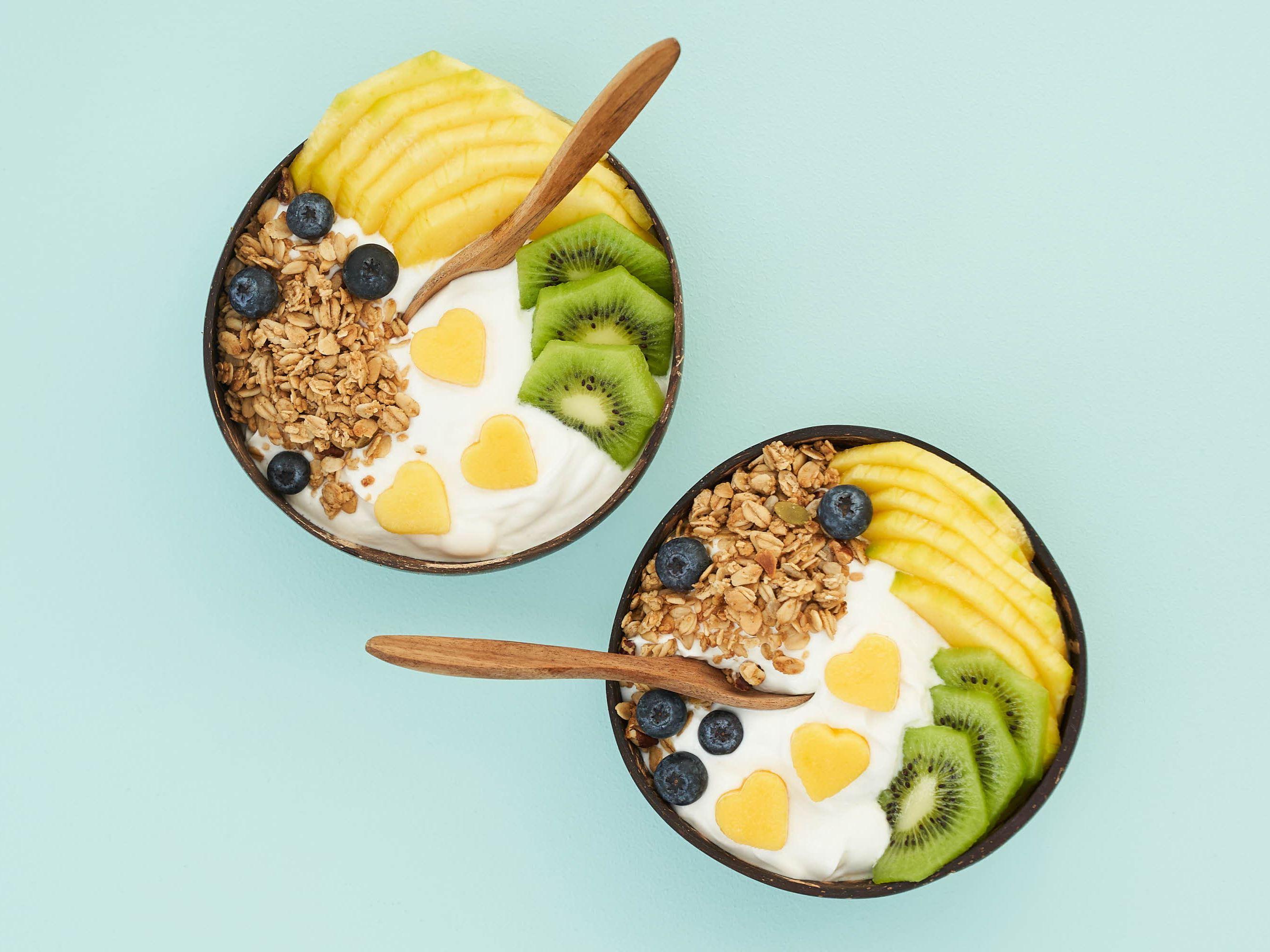 Morgenmad Sund Lækker Morgenmad Opskrifter Fra Karolines
