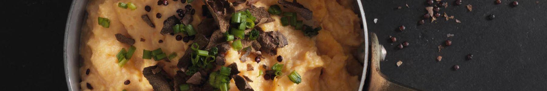 Kartofler + Quinoa